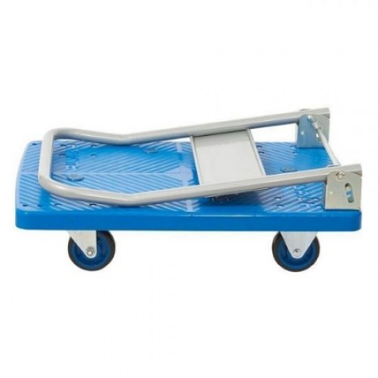 Folding Plastic Base Trolley PLA-300