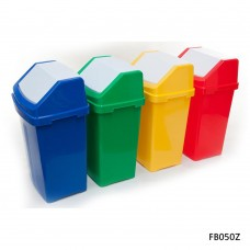 Coloured Flip Bins SK30126