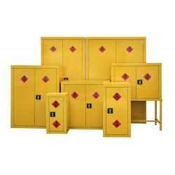 Hazardous Substance Coshh Cabinets HS1