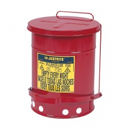 Oily Waste Cans For Flammable Waste 09200