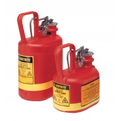 Type 1 Flammable Liquid Polyethylene Safety Cans 14065Z