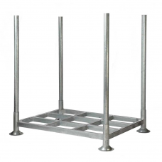 Medium Heavy Duty Galvanised Demountable Post Pallets