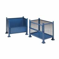 Steel Half-Drop Side Box Pallets