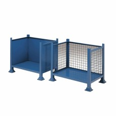 Open Fronted Steel Box Pallets