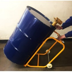 205 Litre Mobile Budget Drum Stand BS1DRUM