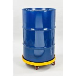 Circular Steel 210 Litre Drum Dolly DD4