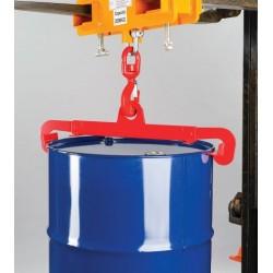 Vertical Lift Steel Drum Tong DLSCE