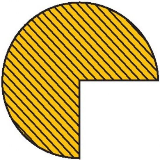 Impact Protection Profiles (Semi-Circular) 422.19.099