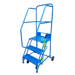 Heavy Duty Mobile Access Step KE