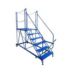 Single Sided Dock Access Platform KTD