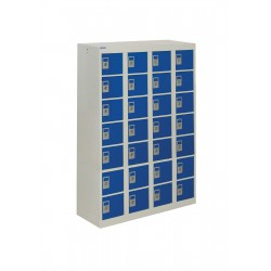 Personel Effects Compartment Lockers