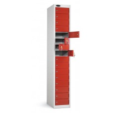 Probe Sixteen Door Steel Lockers P701218/16