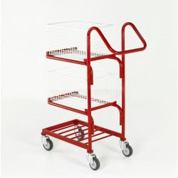 Mail Distribution Trolley BT109