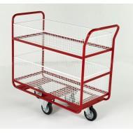 Mesh Basket Distribution Trolley BT106