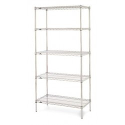Metro Super Erecta 5 Shelf Units S741836NC
