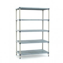 MetroMax Q 5 Shelf Units SMQ741824G