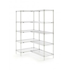 Metro Super Erecta 4 Shelf Add-on Bays A631836NC