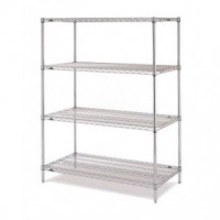 Metro Super Erecta 4 Shelf Units S631836NC