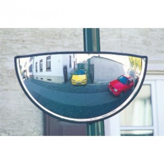 Mirror-Max Apex Half Hemisphere Mirror