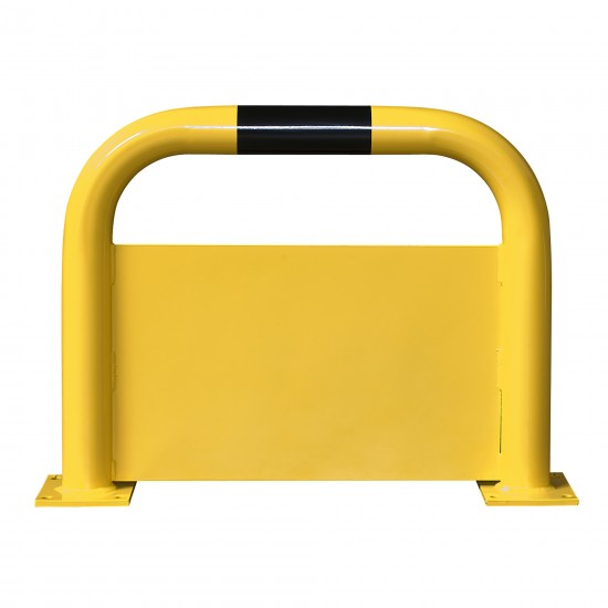 Black Bull Enclosed Protection Barriers