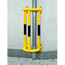 Traffic Line Vertical Pipe Protectors (Wall Fixing)