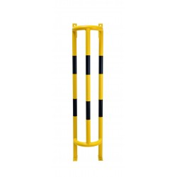 Traffic Line Vertical Pipe Protectors (Ground & Wall Fixing)