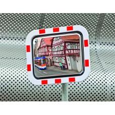 Duralbell Lite Rectangular Stainless Steel Mirror
