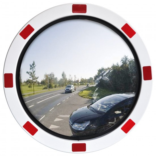 Durabel LITE600 Circular Stainless Steel Mirror