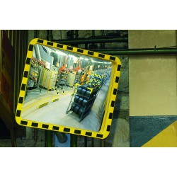View-Minder Industrial Duty Rectangular Mirrors
