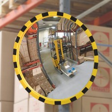 View-Minder Industrial Duty Circular Mirrors