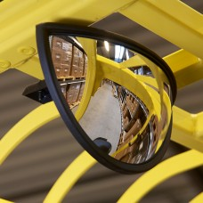 Mirror-Master Acrylic Fork Lift Truck Mirror