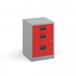 Bisley 3 Drawer A4 Filers BPFA3