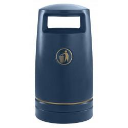 Fusion 100 Litre Outdoor Litter Bin