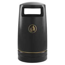 Fusion 100 Litre Outdoor Litter Bin