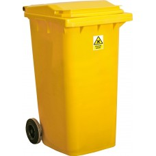 Clinical Waste Wheelie Bins