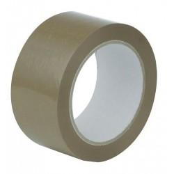 Pacplus Polyropylene Packing Tape BCP48 48mm x 66m Clear