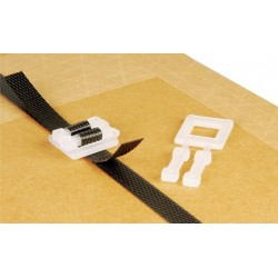 Spare Buckles For 12mm Polypropylene Strapping PB12W