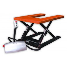 U Shape Static Electric Lift Scissor Tables