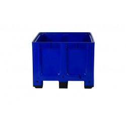 610 Litre Solid Plastic Box Pallets