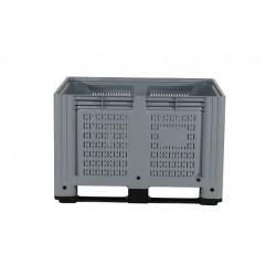 660 Litre Vented Plastic Box Pallets