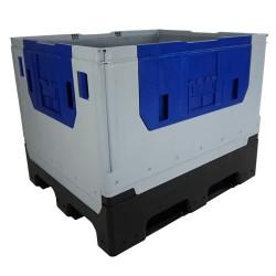 Collapsible Plastic Box Pallet BPB484039/1
