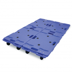 Interconnecting Plastic Dolly