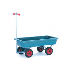 Garden Cart Tray Trolley BC885