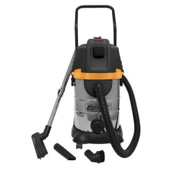 Bagless Wet & Dry 30L 1200W Industrial Vacuum Cleaner PC300BL
