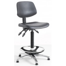 Polyurethane fully ergonomic chair DPU3