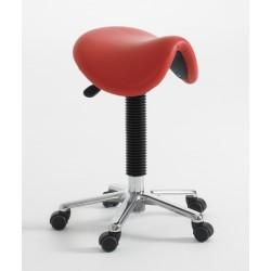 Fully Upholstered Saddle Seat SA.DX