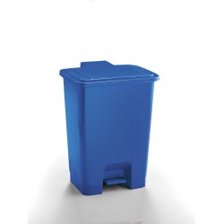 15 litre pedal operated step on container waste bins STEP15
