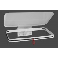 Steel Wall Mounted Sack Holder WMRECT