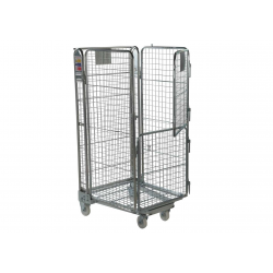Nesting Split Gate Roll Container 19.A118