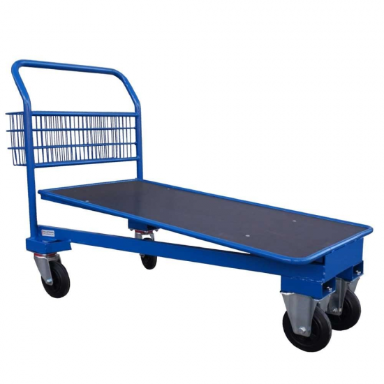 Nesting Traditional Cash and Carry Trolley